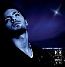 Album_Tose Proeski - The Hardest Thing