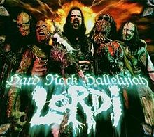 Lordi – Hard Rock Hallelujah