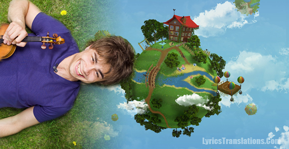 Eurovision 2009 Norway: Alexander Rybak – Fairytale
