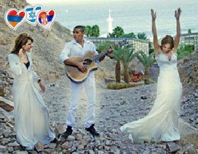 armenia-serbia-israel
