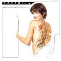 Album_Severina - Ja samo pjevam