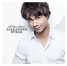 Album_Alexander Rybak - No_Boundaries
