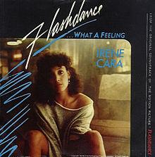 Irene Cara – Flashdance What A Feeling