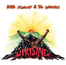 Album_Bob Marley - Uprising