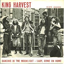 Album_King Harvest - Dancing in the Moonlight