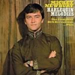 Album_Mickey Newbury - Harlequin Melodies