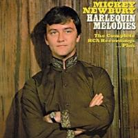 Album_Mickey Newbury - Harlequin Melodies