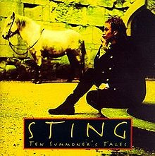 Album_Sting - Ten Summoner's Tales