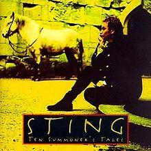 Album_Sting - Ten Summoner's Tales