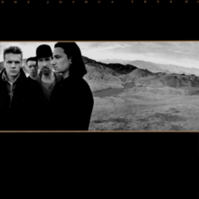 Album_U2 - The Joshua Tree