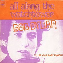 Bob Dylan – All Along The Watchtower