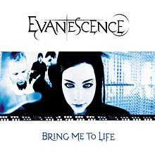 Evanescence – Bring Me To Life