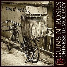 Album_Guns N' Roses - Chinese Democracy