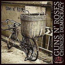 Album_Guns N' Roses - Chinese Democracy