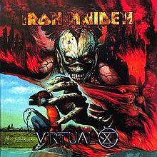 Album_Iron Maiden - Virtual XI