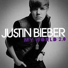 Album_Justin Bieber - My World 2.0