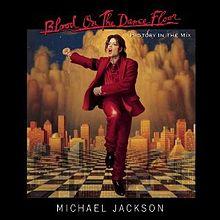 Album_Michael Jackson - Blood On The Dance Floor