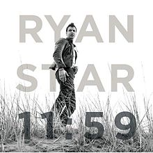 Album_Ryan Star – 11:59
