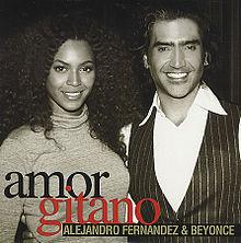 Beyonce Alejandro Fernandez - Amor Gitano