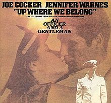Joe Cocker and Jennifer Warnes - Up Where We Belong