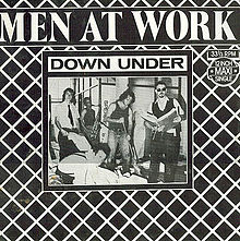 Men at Work – Down Under