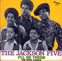 The Jackson 5 – I'll Be There