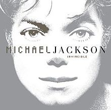 Album_Michael Jackson – Invincible