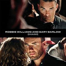 Robbie Williams and Gary Barlow - Shame
