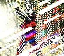 U2 – City of Blinding Lights