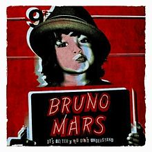 Album_Bruno Mars - It's Better If You Don't Understand