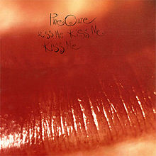 Album_The Cure - Kiss Me, Kiss Me, Kiss Me