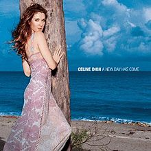 Album_Celine Dion - A New Day Has Come