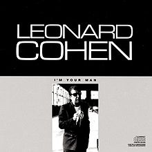 Album_Leonard Cohen - Im Your Man