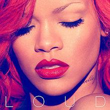 Album_Rihanna - Loud