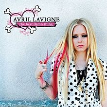 Album_Avril Lavigne-The-Best-Damn-Thing