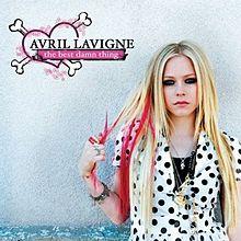 Album_Avril Lavigne-The-Best-Damn-Thing