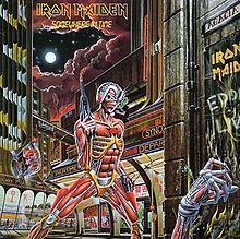 Album_Iron Maiden - Somewhere in Time