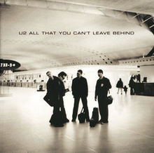 Album_U2 – All That You Cant Leave Behind