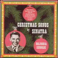 Album_Christmas Songs By Frank Sinatra