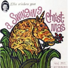 Album_Ella Fitzgerald - Ella Wishes You a Swinging Christmas