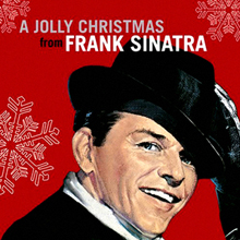 Album_Frank Sinatra - Jolly Christmas