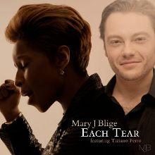 Mary J. Blige ft. Tiziano Ferro – Each Tear