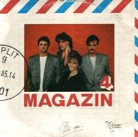 Magazin - Pisi mi