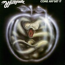 Album_Whitesnake - Come an' Get It