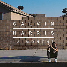 Album_Calvin Harris - 18 Months