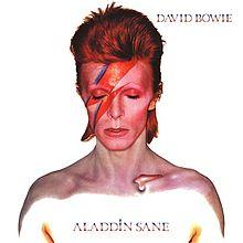 Album_David Bowie - Aladdin Sane