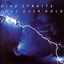 Album_Dire Straits - Love Over Gold