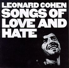 Album_Leonard Cohen - Songs of Love and Hate