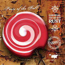 Album_Poets of the Fall - Carnival of Rust