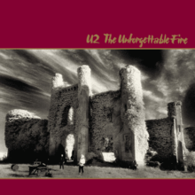 Album U2 - The Unforgettable Fire